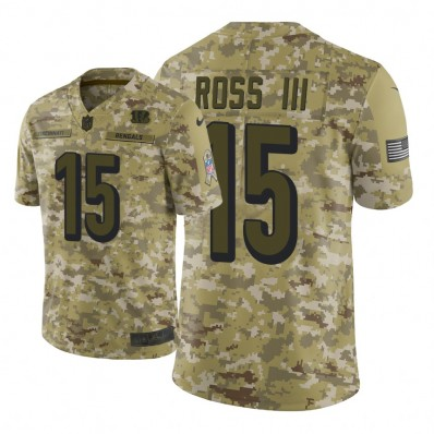 bengals military jersey