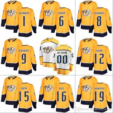 mike fisher jersey
