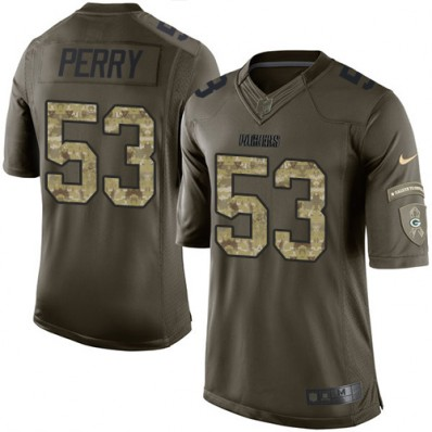 nick perry jersey