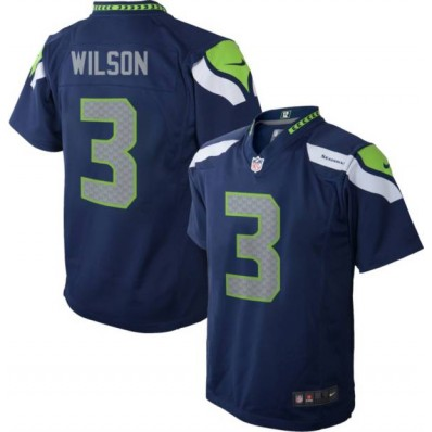russell wilson nfl youth jersey