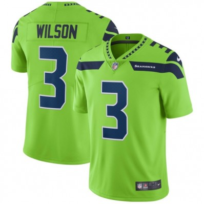 russell wilson youth color rush jersey
